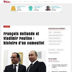 François Hollande et Vladimir Poutine : histoire d'un camouflet