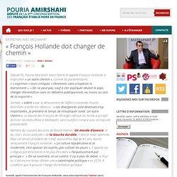 « Hollande doit changer de chemin »