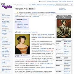 François Ier de France