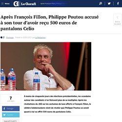 Après François Fillon, Philippe Poutou accusé à son tour d'avoir reçu 500 euros de pantalons Celio