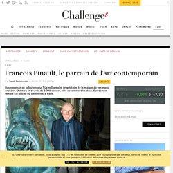 François Pinault, le parrain de l'art contemporain