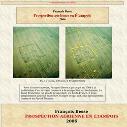 François Besse: Prospection aérienne en Etampois (2006)