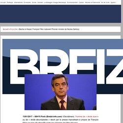 Bachar el Assad. François Fillon redevient Premier ministre de Nicolas Sarkozy -