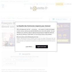 François Dupuy : « Le télétravail a donné une autonomie aux agents »