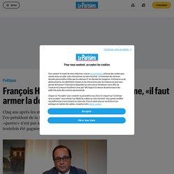 François Hollande : contre le terrorisme, «il faut armer la démocratie»