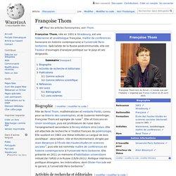 Françoise Thom