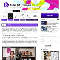 Design de Services, la ressource francophone et collaborative d'une discipline innovante