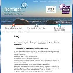 FAQ - Ifforthecc - Institut Francophone de Formation et de Recherche en Thérapie Comportementale et Cognitive
