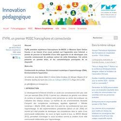 ITYPA, un premier MOOC francophone et connectiviste