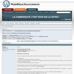 Plusieurs sites WP sur un même hébergement