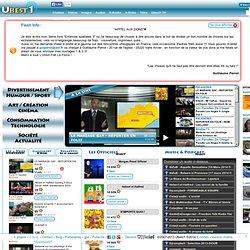 Le projet HAARP par Jesse Ventura, une vidéo de Rikiai sur Ubest1.com