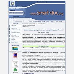 Le site francophone de programmation pour les médecins smarts et mobiles