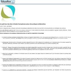 pratiques collaboratives : sites