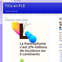 La Francophonie : quelques ressources