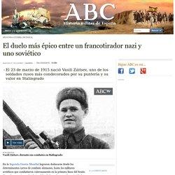 Segunda Guerra Mundial - El duelo más épico entre un francotirador nazi y uno soviético
