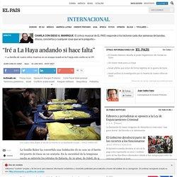 """Franja de Gaza: """"Iré a La Haya andando si hace falta"""""""