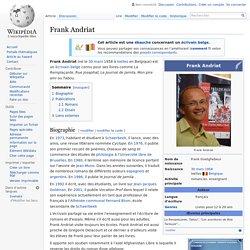 Andriat, Frank