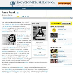 biography - German diarist