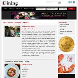 OMAR FRANK MARUY – Bangkok Best Dining