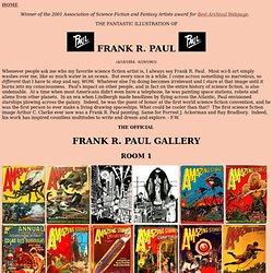 Frank R. Paul Gallery