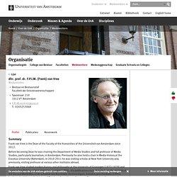 prof.dr. F.P.I.M. (Frank) van Vree