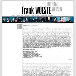Frank Woeste Official Website