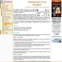 Frankenstein et le plongeur