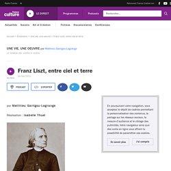 Franz Liszt, entre ciel et terre