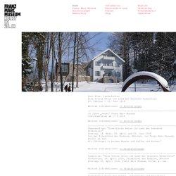 Franz Marc Museum - Home