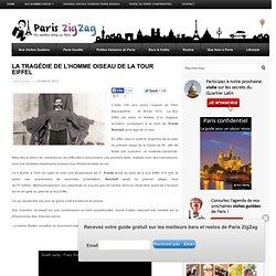 Saut de Franz Reichelt depuis la tour Eiffel