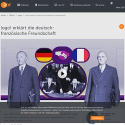 erklärt: Deutsch-Französische Freundschaft