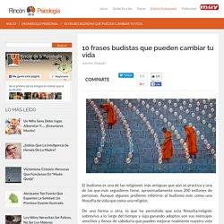 10 frases budistas que pueden cambiar tu vida