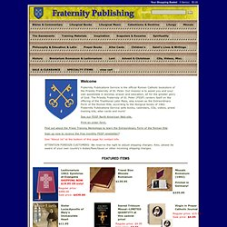 Fraternity Publications Service