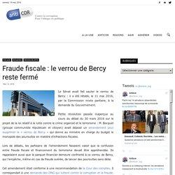 Fraude fiscale : le verrou de Bercy reste fermé