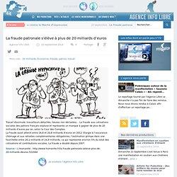 La fraude patronale s'élève à plus de 20 milliards d'euros