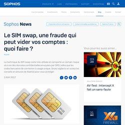 Le SIM swap, une fraude qui peut vider vos comptes : quoi faire ?