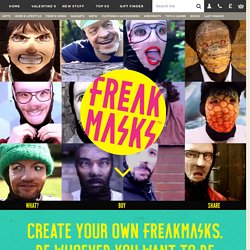FREAK MASKS