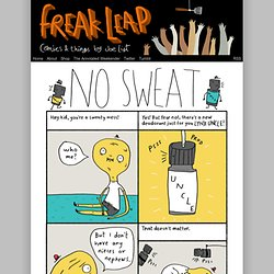 freakleap.co.uk - comics by joe list