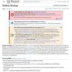 Frédéric Bordage