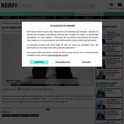 Frédéric Fréry, ESCP Business School - Les 3 critères d'évaluation d'une bonne stratégie