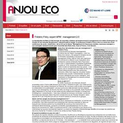 Frédéric Fréry, expert APM : management 2.0
