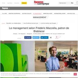 """Frédéric Mazzella (Blablacar): """"Si un salarié n'est pas heureux, il doit trouver autre chose"""""""