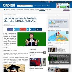 Les petits secrets de Frédéric Mazzella, P-DG de BlaBlaCar