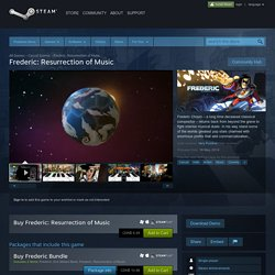 Frederic: Resurrection of Music on Steam