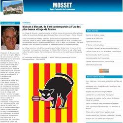 frederic sanchez : Mosset