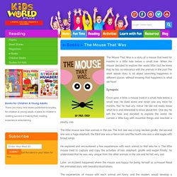 Free e-Books for Kids - The Mouse That Was