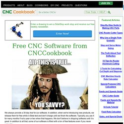 Free CNC Software