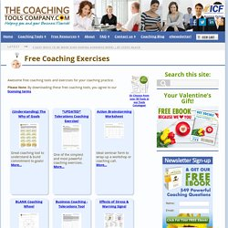 Free Coaching Exercises