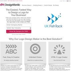 Free Logo Design & Logo Maker By DesignMantic.com