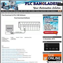 Free Download LS PLC HMI Software